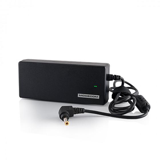 Zasilacz do notebooka (dla Asus, Acer, HP , Gateway) - Modecom 90W [5,5 x 2,5mm - 19V]