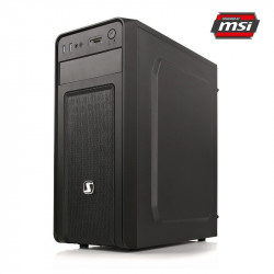 Gamer Core i5-8400 GTX1050Ti ,1TB , 8GB DDR4 Powered by MSI