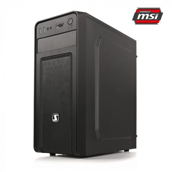 Gamer Core i5-9400F GTX1050Ti ,1TB , 8GB DDR4 Powered by MSI