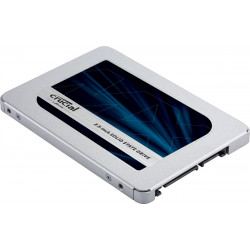 "Crucial 500GB MX500 SSD 2.5"" SATA 560/510MB"