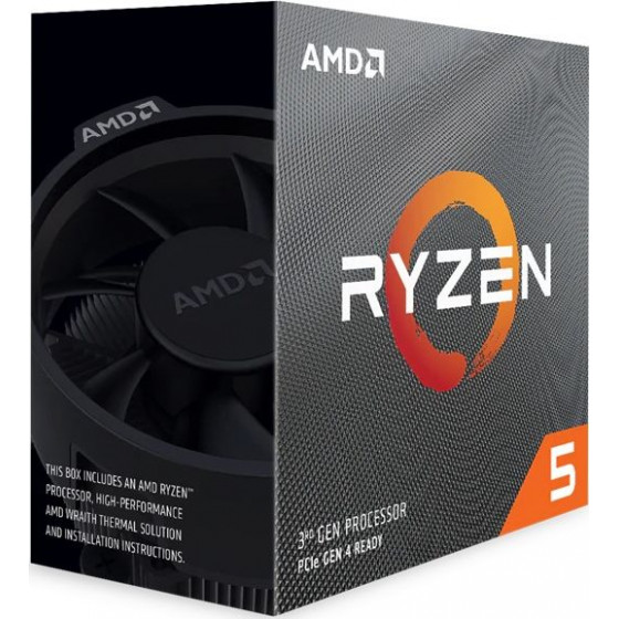 AMD Ryzen 5 3600 3.6GHz 6-core BOX