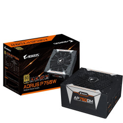 Gigabyte 750W Aorus GP-AP750GM-EU 135mm 80+ Gold