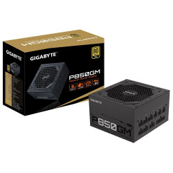 Gigabyte 850W GP-P850GM 120mm 80+ Gold